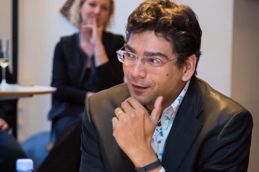 Frédéric Charles, DSI IT Strategy & Governance de Lyonnaise des Eaux / Suez Environnement