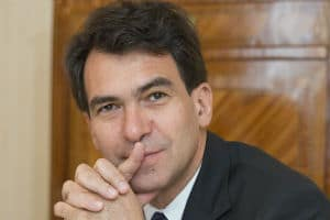 Nicolas Sekkaki, président d'IBM France. © IBM France
