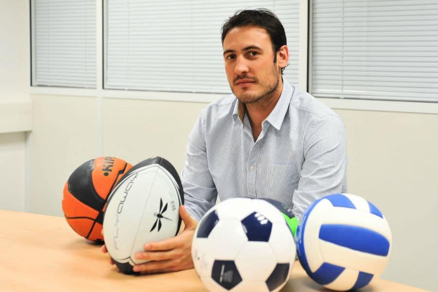 Jauffray Dunyach, fondateur et CEO d'E-cotiz. © E-cotiz
