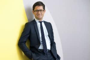 Nicolas Dufourcq, directeur général de Bpifrance. © Fabien Breuil