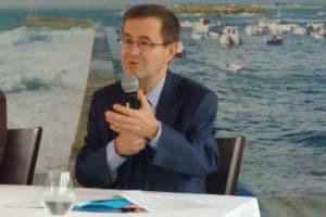 """Jean-Yves Latournerie a été nommé préfet « cyber"""" en décembre 2014. © Dorian Marcellin"""