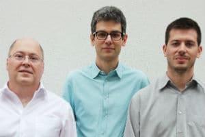 Les fondateurs de Nanocloud. © Nanocloud