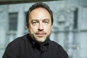 Jimmy Wales, fondateur de Wikipédia - photo prise par Lane Hartwell CC BY-SA 3.0