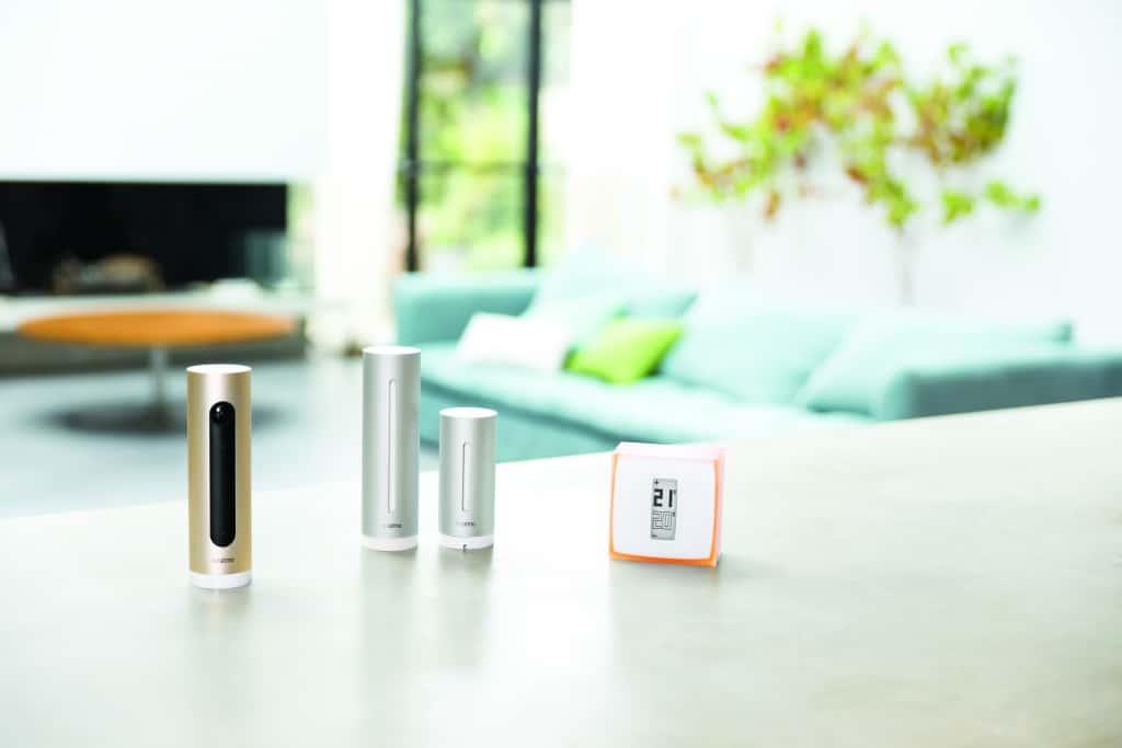 Netatmo conçoit des objets connectés pour les habitations.