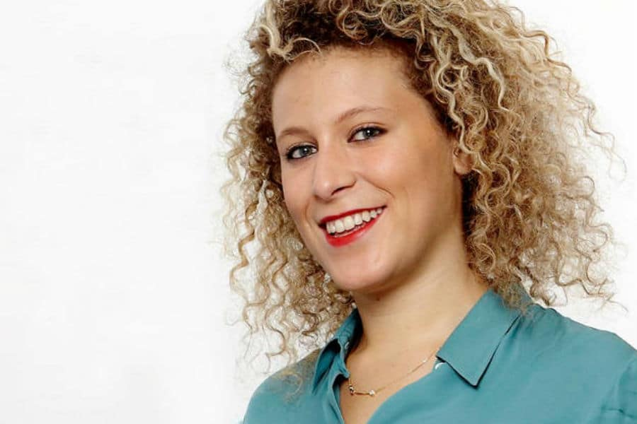 Rania Belkahia, cofondatrice d'Afrimarket. © REA