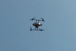 Le Delta H © Delta Drone