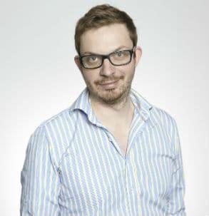 Jérémy Stoss, cofondateur d'Afrimarket. © REA photos