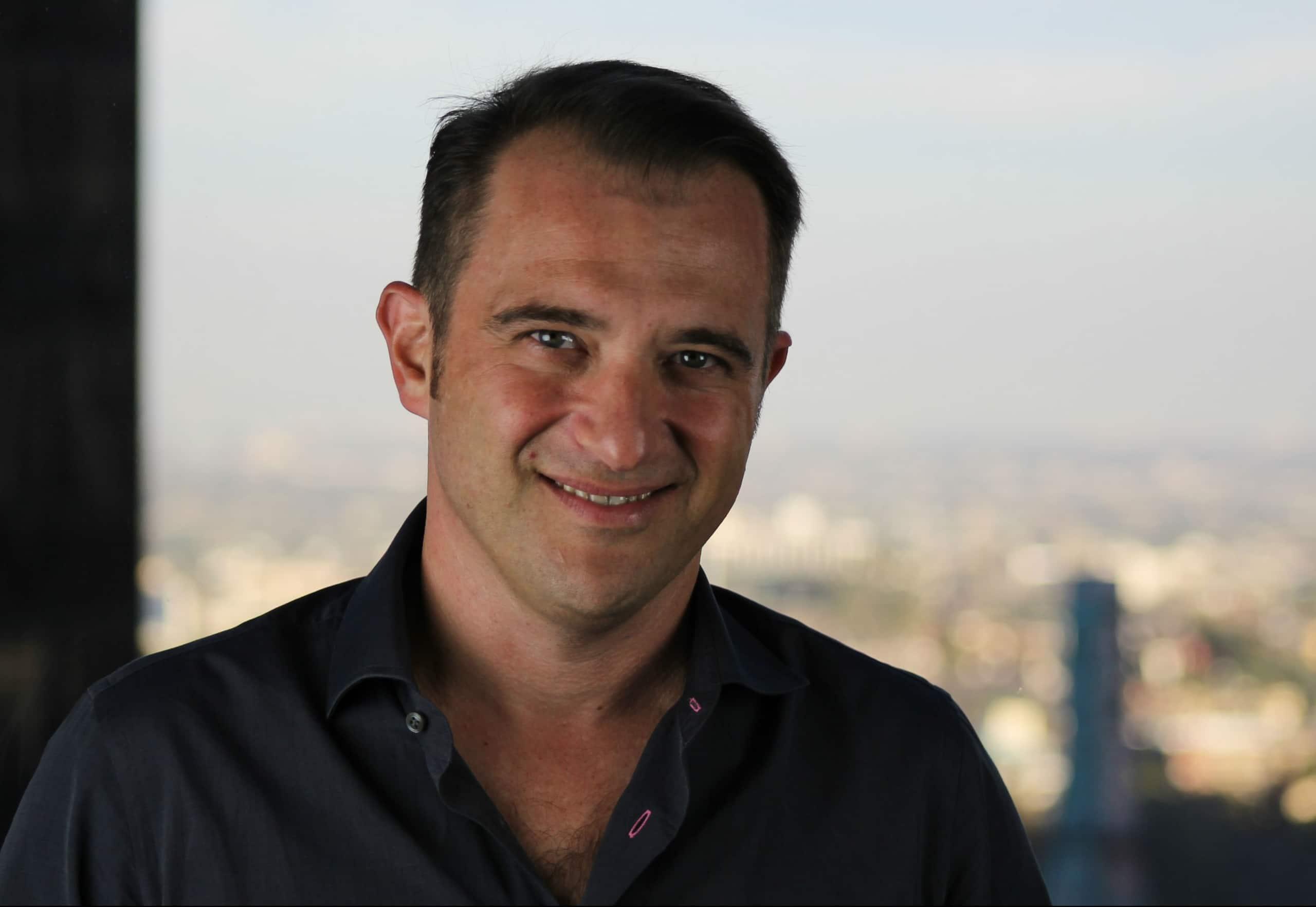 Laurent Ruben, fondateur de French Accelerator. © French Accelerator