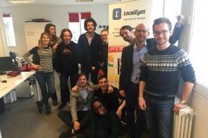 L'équipe de LocalEyes © LocalEyes