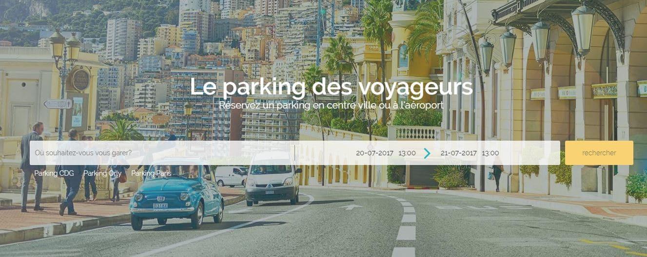 parking voyageurs