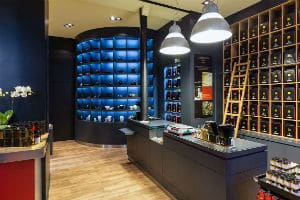 Dammann Frères possède six boutiques en France. © Dammann Frères