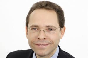 Thomas Bourgeois, cofondateur et CEO de Dhatim. © Dhatim