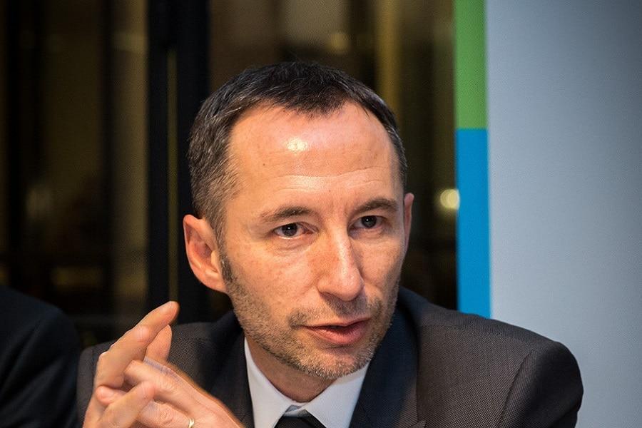 Claude Espinas, directeur de Canon Business Services en France