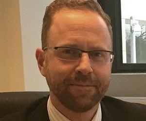 Norman Girard, Vice-Président et directeur général Europe de Varonis