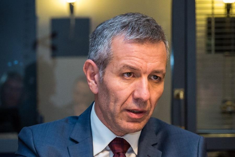 Philippe Lagrange, directeur général MGP – TECHNAE