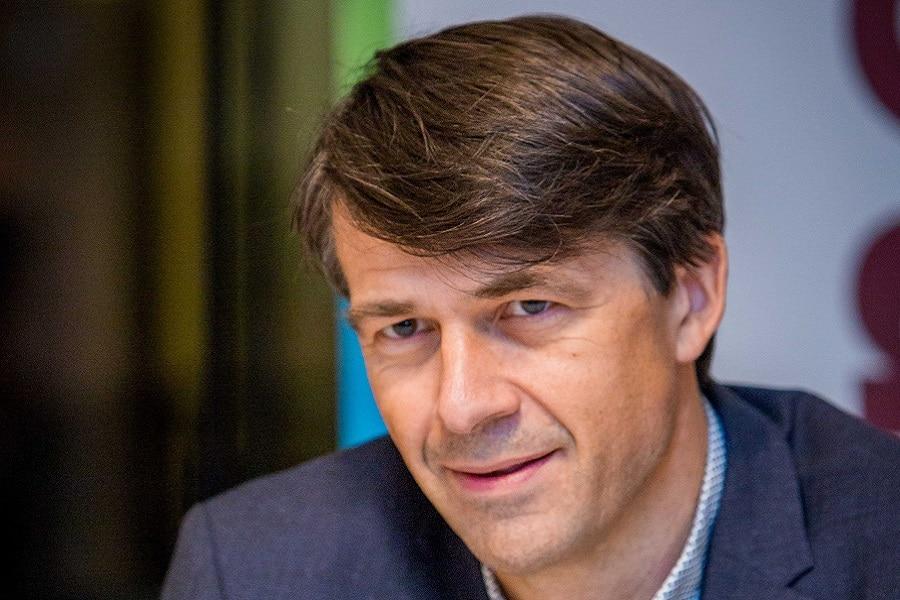 Christophe Eschenbrenner, Digital Supply Chain Manager chez Alstom