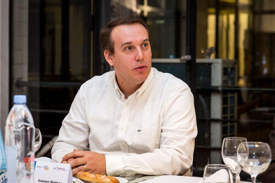 Damien Bioteau, Group CIO - Région de Paris chez Chassis Brakes International
