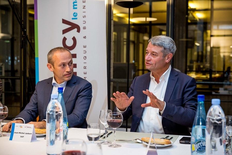 Didier Laporte, Directeur Général Adjoint en charge de la transformation numériqu