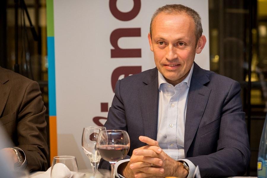 Jean-Michel Jurbert, Head of business development chez SAP HANA CLoud Platform in 'Digital Transformation' team
