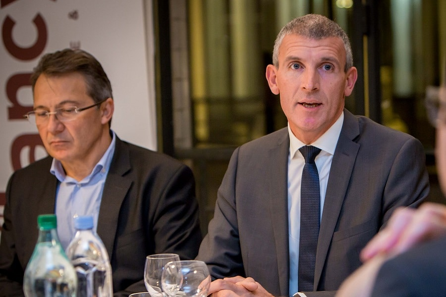 Jean-Paul Chevry, VP Sales & Operations Supply Chain & Utilities chez Axway