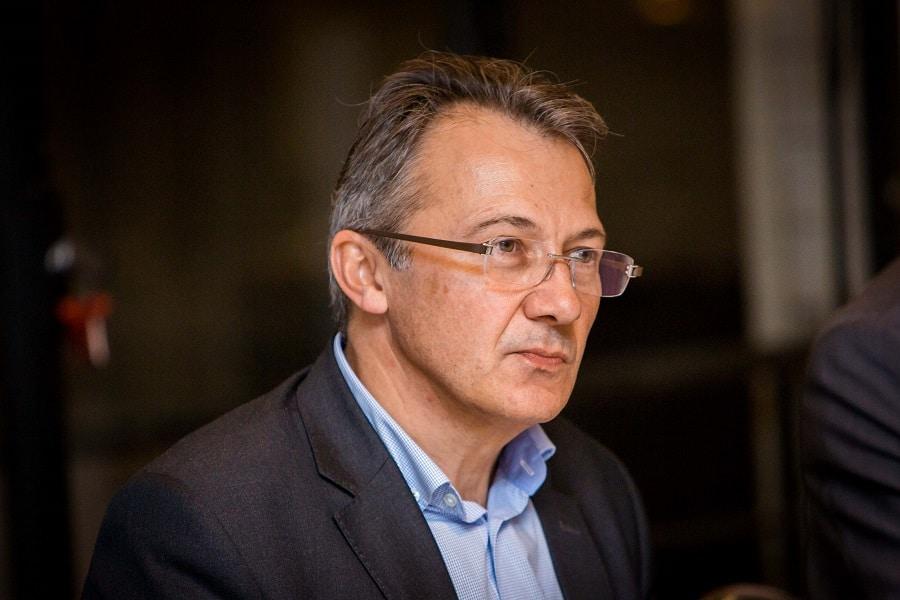 Nicolas Fourcade,Directeur général supply chain chez Nestlé