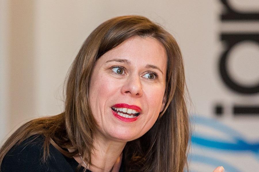 Fanny Gilbert, Directrice marketing et communication chez Ciprés Assurances