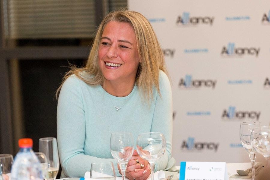 Sandrine Racouchot, DSI Groupe chez SPB