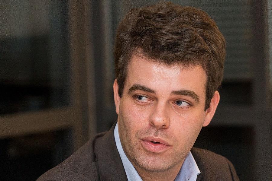 Victor Bernard, Responsable du développement digital chez Crédit Agricol6e Atlantique Vendée