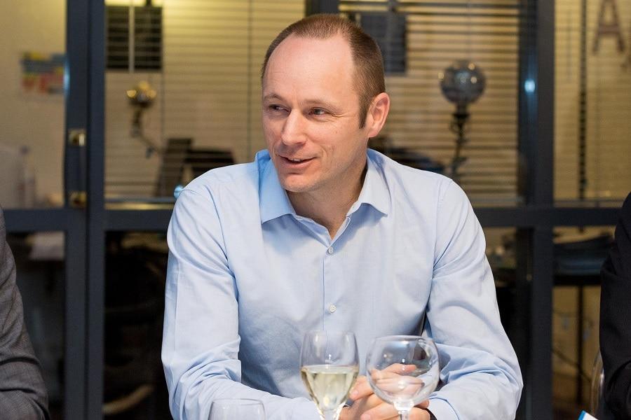 Etienne Bourdon, Chief Digital Officer chez April