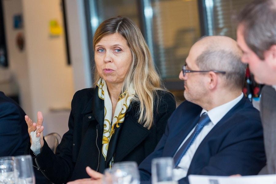 Merete Buljo, Chief Customer Experience & Digital Transformation Officer chez Natixis (Groupe BPCE)