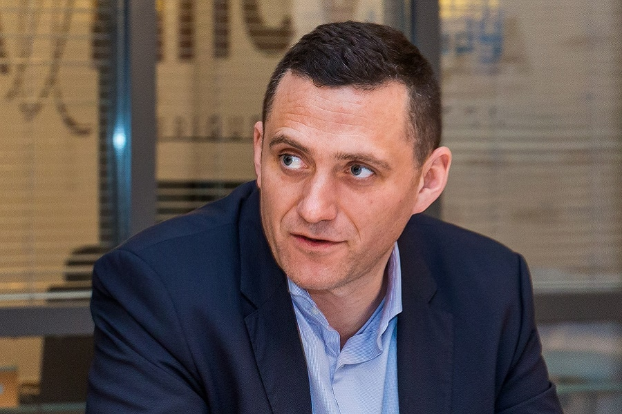 Gildas Bouteiller, Chief Information Officer - Lagardère Sports and Entertainment