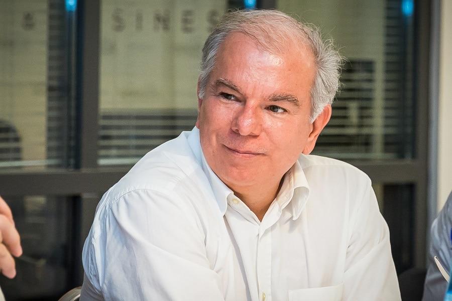 Jacques Bouffant, DSI de la Branche Manganese - Eramet Group