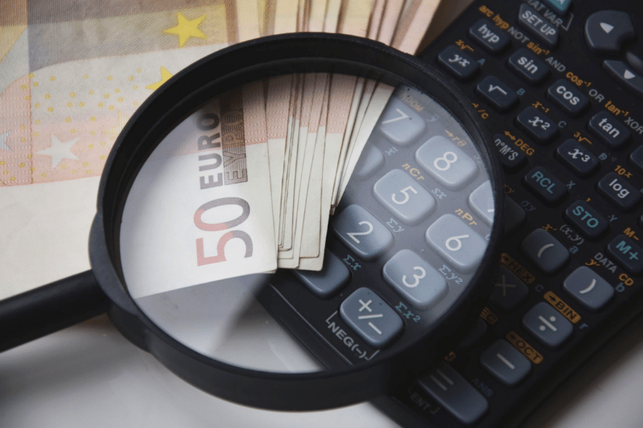 Fraude, finance