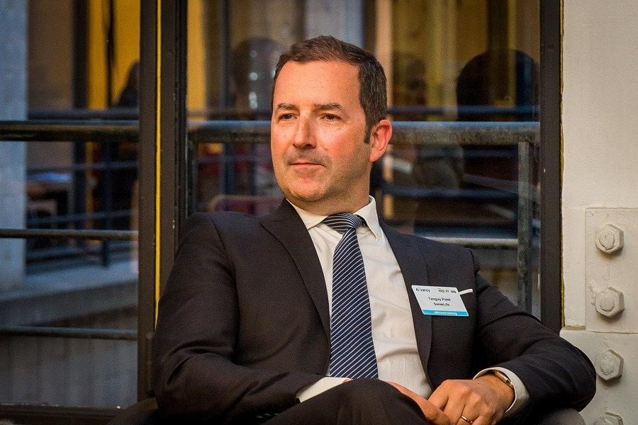 Tanguy Polet, Chief Customer Officer – SwissLife