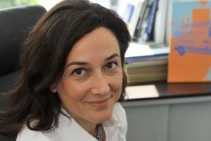 "Vanessa Chocteau, directrice du programme ""French IoT"". ©LaPoste"