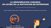 Infographie – La rémunération variable en entreprise est-elle encore utile ?