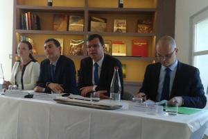 Europ Assistance France, Generali et Engie Ineo veulent accompagner les TPE-PME face aux cyber-risques. ©Célia Garcia-Montero