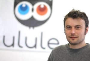 Alexandre Boucherot, cofondateur d'Ulule ©Ulule