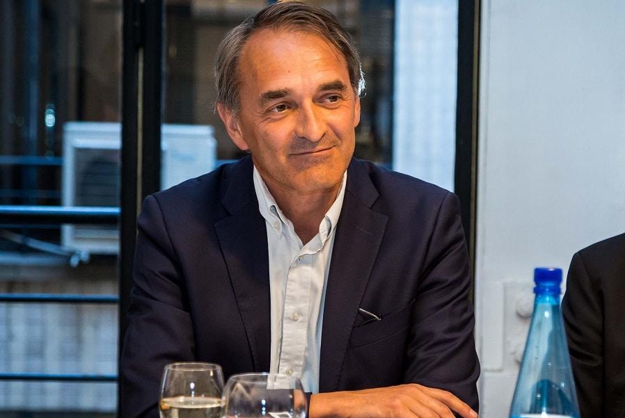Christophe Lienard, directeur de l'innovation groupe – Colas