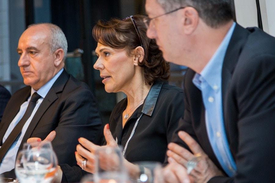 Lydia Babaci-Victor, directrice de l'innovation et du Développement – VINCI Energies
