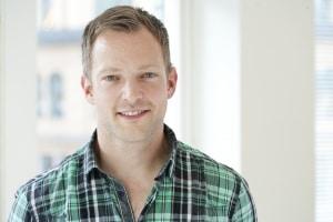 Gustav Söderström, directeur R&D de Spotify ©Spotify