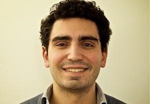Julien Hobeika, l'un des trois fondateurs de Julie Desk. ©StartupBegins