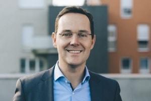 Philippe Bencteux, CEO et fondateur de Robocath©Robocath