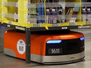45 000 robots magasiniers chez Amazon !