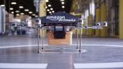 Amazon accélère dans les drones en France