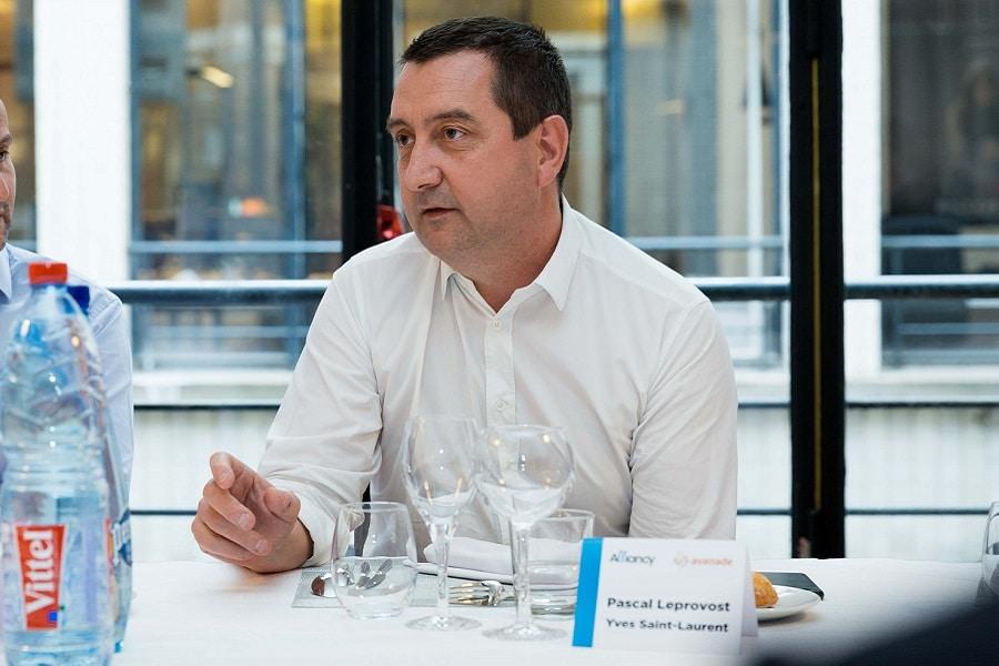 Pascal Leprovost, CIO - Yves Saint Laurent