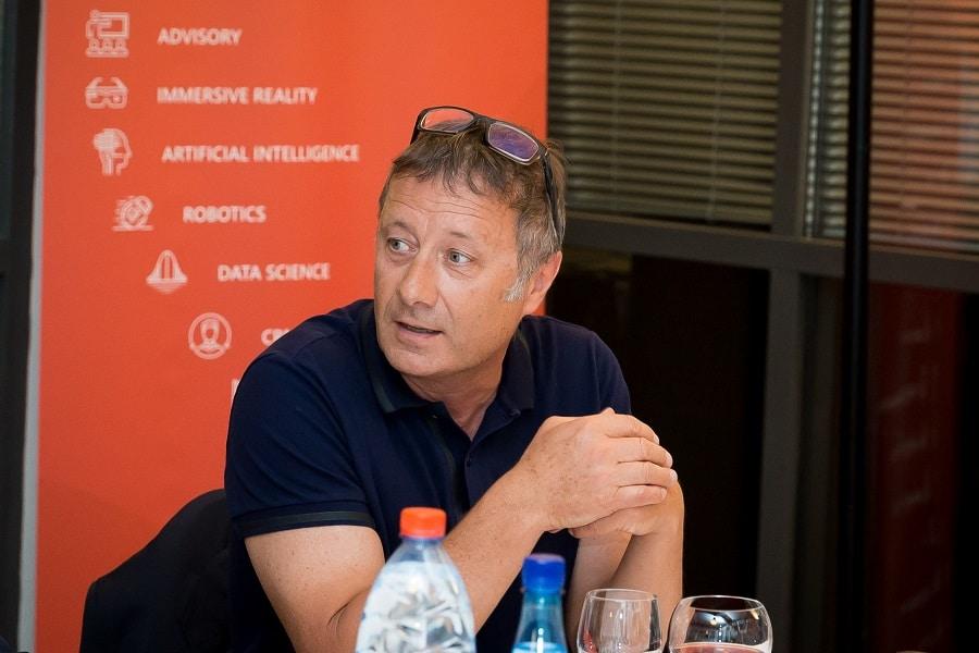 Pascal Macquet, Directeur IT - Lancel