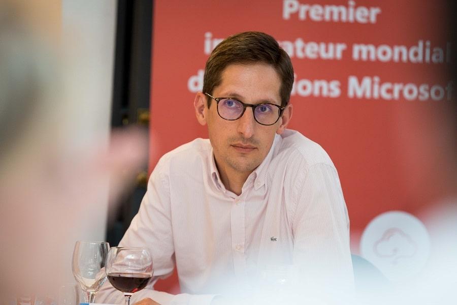 François-Xavier Forestier, Directeur Supply chain groupe - Lacoste