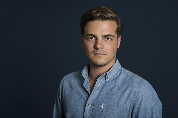 Hugo Mercier, cofondateur et CEO de Rythm. ©Rythm