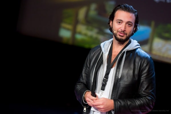Rand Hindi - CC Olivier Ezratty pour TEDxParis